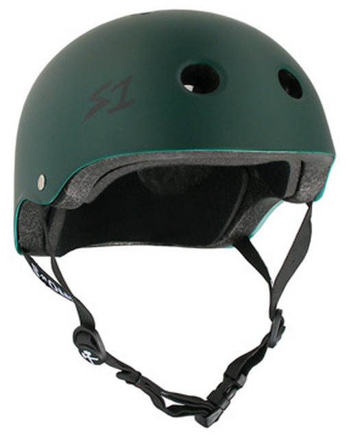 S1 Lifer Helmet - Matte Dark Green