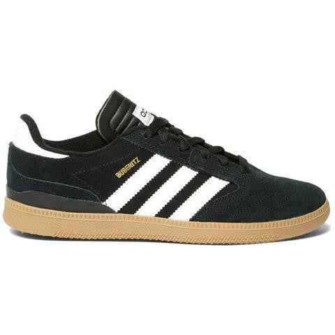 Adidas Busenitz J Kids Shoes - Core Black/Footwear White/Gold