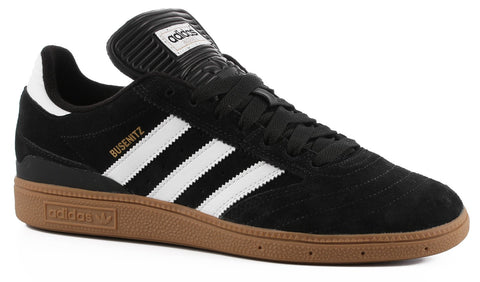 Adidas Busenitz Pro - Black/White/Metallic Gold
