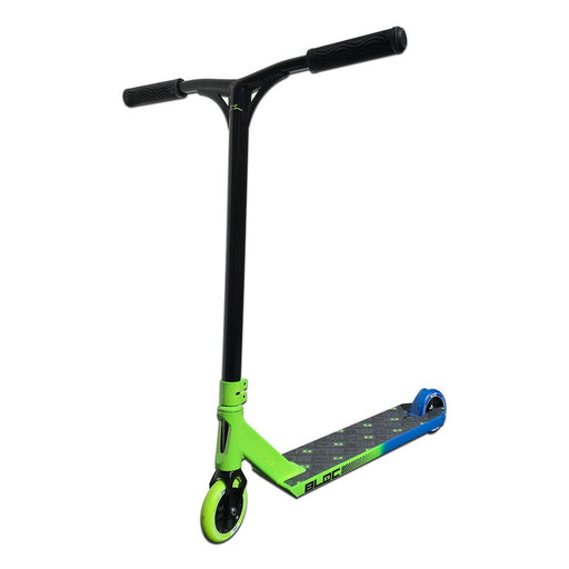 AO Bloc Complete Scooter - Green/Blue