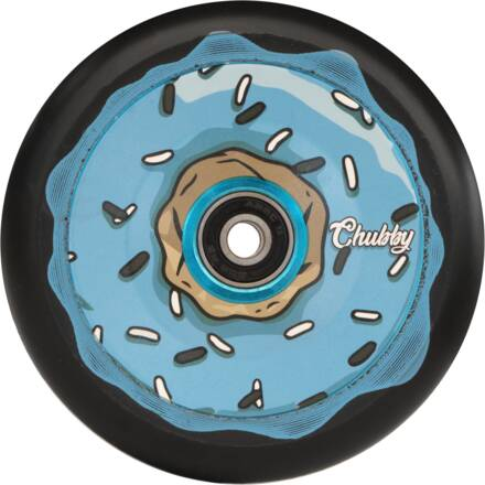 Chubby Dohnut Melocore Scooter Wheel - Oreo/Blue