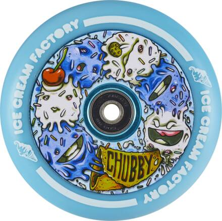 Chubby Melocore Scooter Wheel - Ice Cream