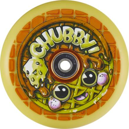 Chubby Melocore Scooter Wheel - Waffle