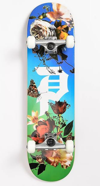 "Primitive Dirty P Creation 8.25"" Complete Skateboard"