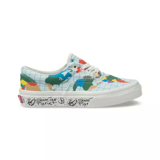 Vans Kids Save Our Planet Era - Classic White/Multi