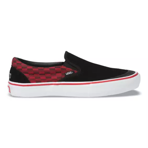 Vans X Baker Slip-On Pro - Rowan/Speed Check