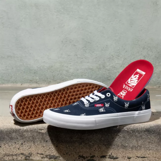 Vans Era Pro Kader Sylla - Blue/Red
