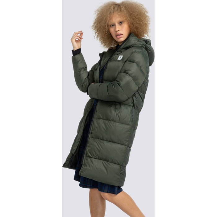 WOMENS DULCEY PUFF LONG W JACKET