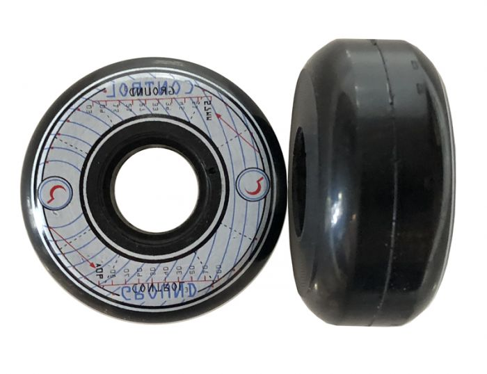 Ground Control Wheels 57mm/90A Nautical - 4 Pack