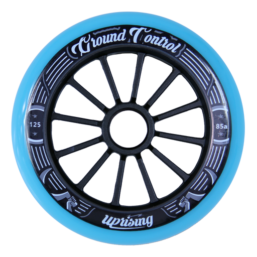 Ground Control 125mm/85A TriFrame Wheels 3 Pack