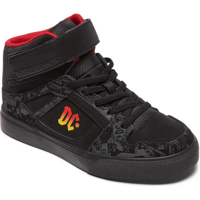 PURE HIGH-TOP AC/DC