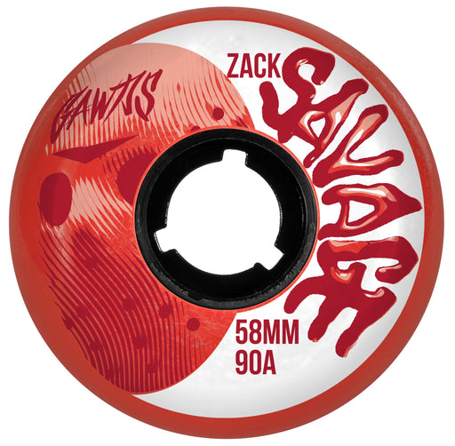GAWDS Zack Savage 58mm 90a Pro Wheel