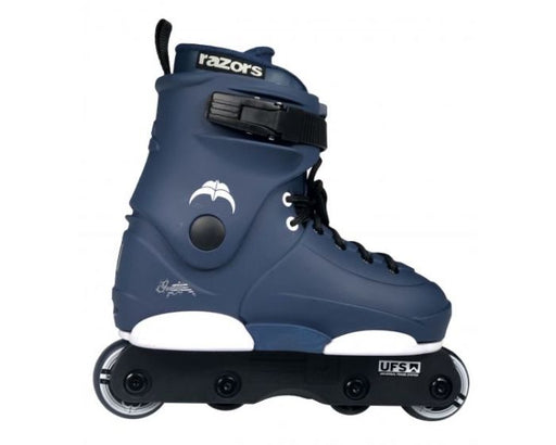 Razors Genesys Jr (Adjustable) Skates - Navy/White