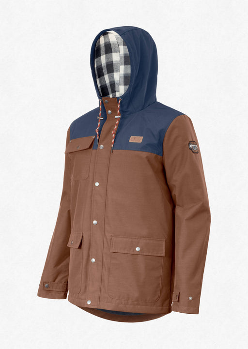 Picture Organic Jack Jacket - Brown - 2021