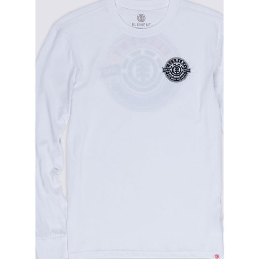 MEDALLIAN LONG SLEEVE TEE