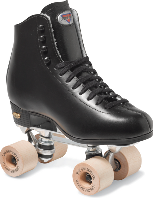 Sure Grip Los Angeles Rhythm Roller Skates - Black or White
