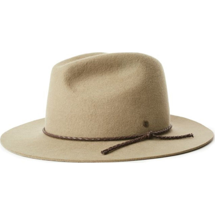 Freeport II Fedora - Light Olive