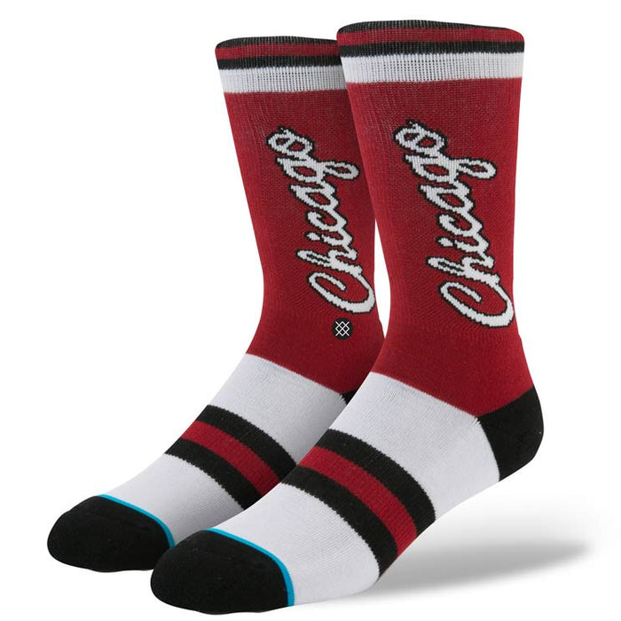 Stance Men's Bulls 2 Socks - White