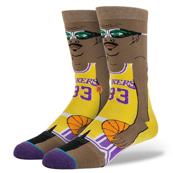 Stance Men's Kareem Socks - Yellow