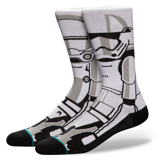 Stance Men's Trooper 2 Socks - White