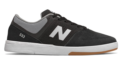 New Balance 533 - Black/White