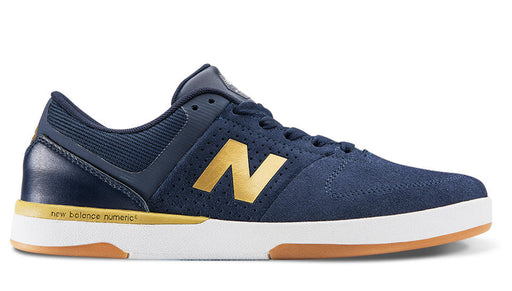 New Balance PJ Stratford 533 - Navy/Gold