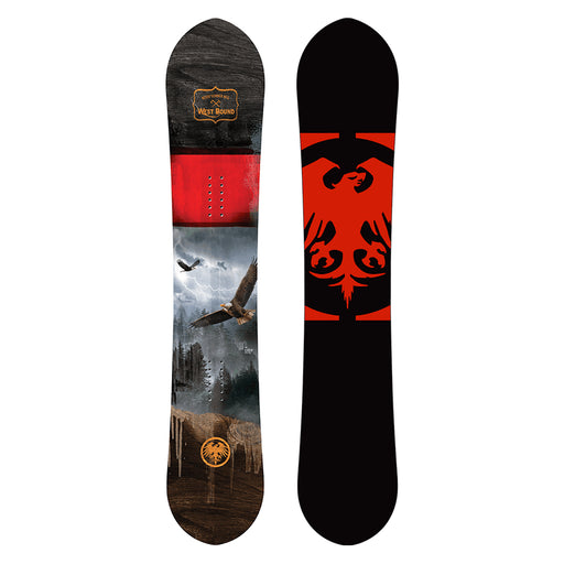 Never Summer Men's Westbound Snowboard - 2021