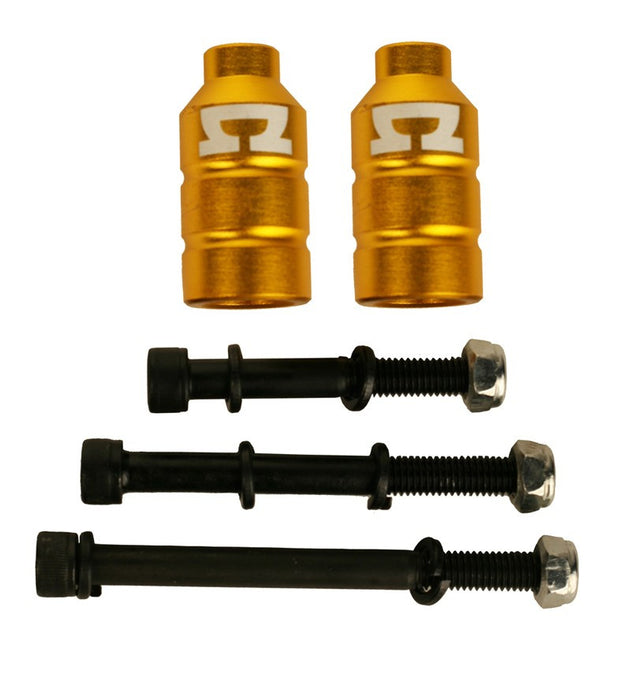AO Scooter Peg Kit Pair - 5 Colors
