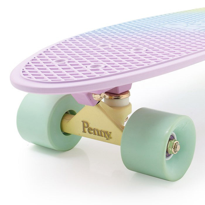 "Penny 27"" Nickel Painted Fade Complete Skateboard - Candy"