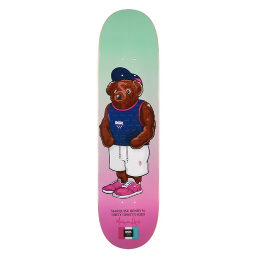 Dgk Masked Marquise Henry Deck 8.06