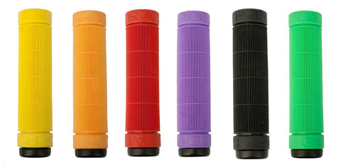 Raptor Scale Scooter Grips - 7 Colors