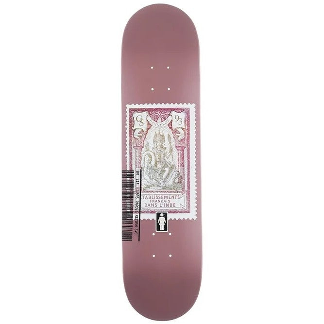 Girl Bannerot Postail Series Deck-8.0