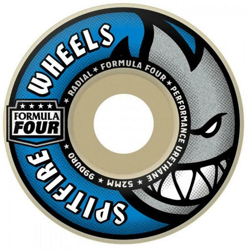 Spitfire Formula Four Radial Shape 99 Duro Wheel