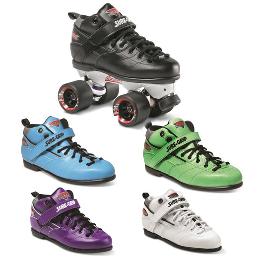 Sure Grip Rebel Avanti Aluminum Roller Skates - 5 Colors
