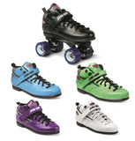 Sure Grip Rebel Avenger Aluminum Roller Skates - 5 Colors