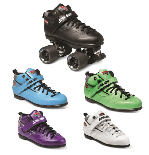 Sure Grip Rebel Roller Skates - 5 Colors