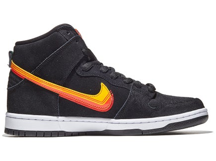 Nike SB Dunk High Pro Truckit Black/University Shoe