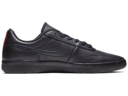 Nike SB Team Classic Premium Black/Black/University Red/Pacific Blue Shoe