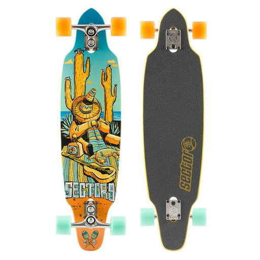Sector 9 Tempest Complete Longboard - 36""