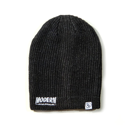 Candygrind x Modern Custom Standard Beanie - Black Heather