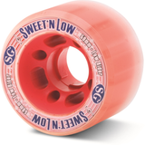 Sure Grip Sugar / Sweet N Low / Equalizer Roller Skate Wheels 4 Pack