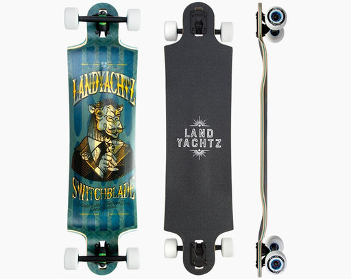 "Landyachtz Hollow tech Switchblade 38"" Complete Longboard"