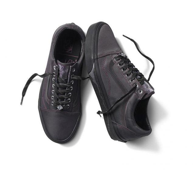 Vans X Harry Potter Old Skool Deathly Hollows Men's Shoe