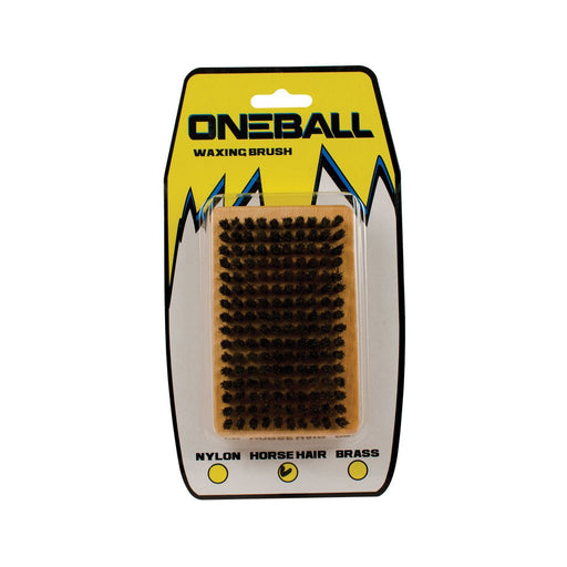 One Ball Jay Horse Hair Waxing Brush (2020)
