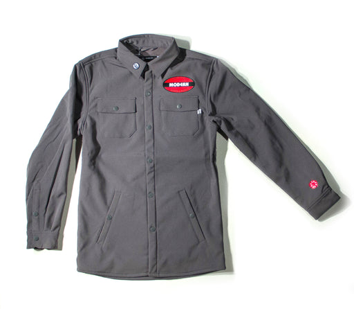 Candygrind x Modern Custom Tech Workshirt - Grey