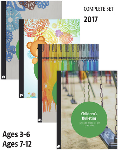 2017 Complete Set: Children's Bulletins
