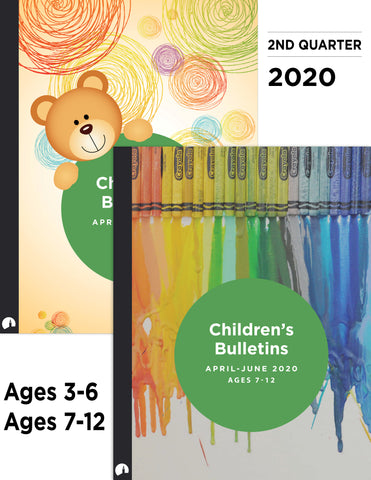 Children's Bulletins - April-June 2020