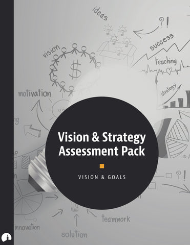 Vision & Strategy Assessment Pack