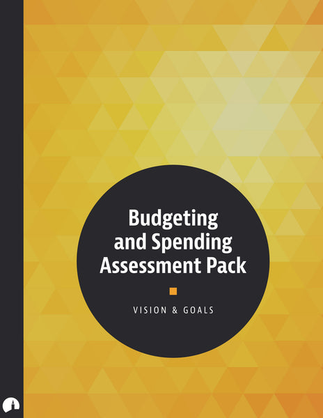 Budgeting and Spending Assessment Pack