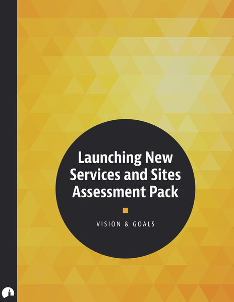Assessment Pack: Launching New Services and Sites